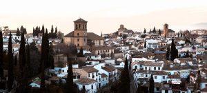 Albaycín en Granada