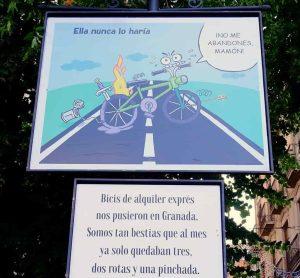Carocas de Granada