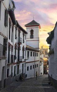 free tour Granada esencial